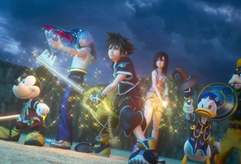 Kingdom Hearts III: ReMIND DLC Coming This Winter