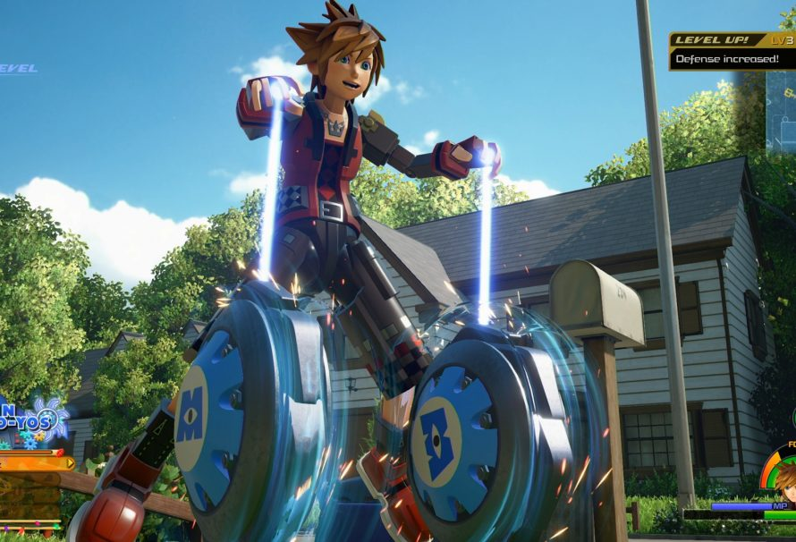 Kingdom Hearts 3 'Re:Mind' DLC announced