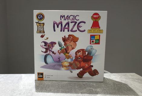 Magic Maze Review - Shopping Mall Adventures Await