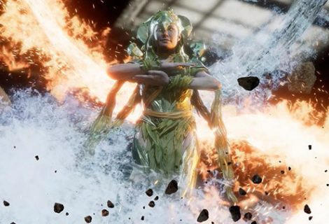 Mortal Kombat 11 gets a new character named Cetrion