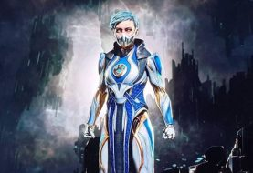 Mortal Kombat 11 gets Frost; official reveal trailer released