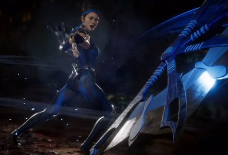 Mortal Kombat 11 Kitana and D'Vorah trailer released
