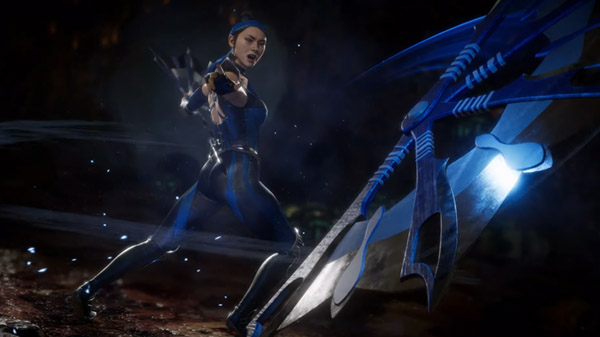 Mortal Kombat 11 Kitana and D'Vorah trailer released