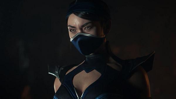 Mortal Kombat 11 gets Kitana from Mortal Kombat II
