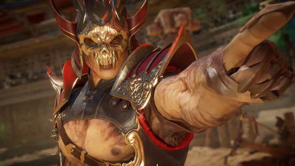 Mortal Kombat 11 Shao Kahn trailer released