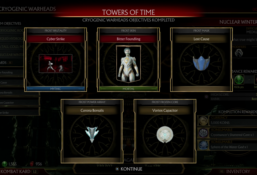 Mortal Kombat 11 – How to Easily Beat Most Towers of Time
