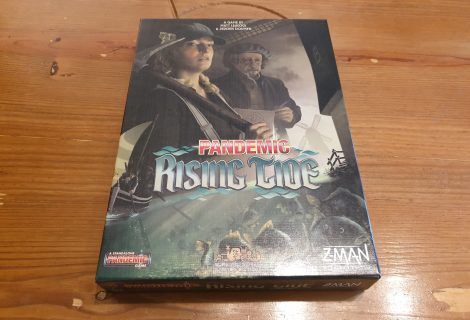 Pandemic Rising Tide Review - Challenging Tides