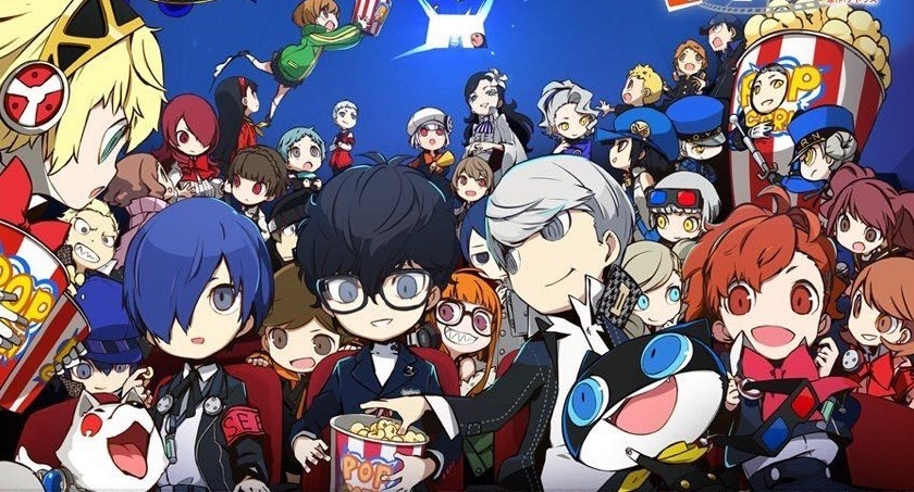 Persona Q2: New Cinema Labyrinth launch DLCs detailed