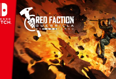Red Faction: Guerilla Re-Mars-tered launches July 2 for Nintendo Switch
