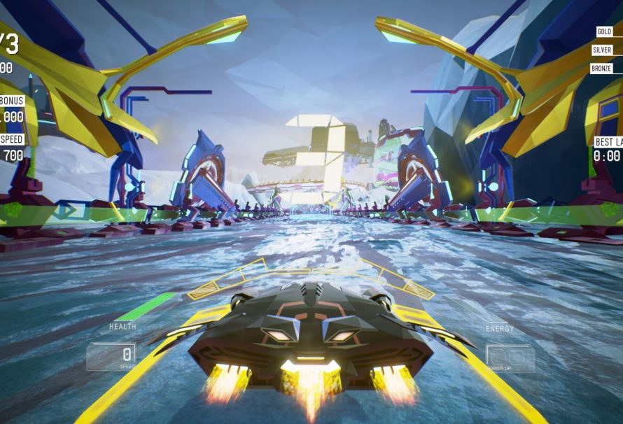 Redout coming to Switch on May 14