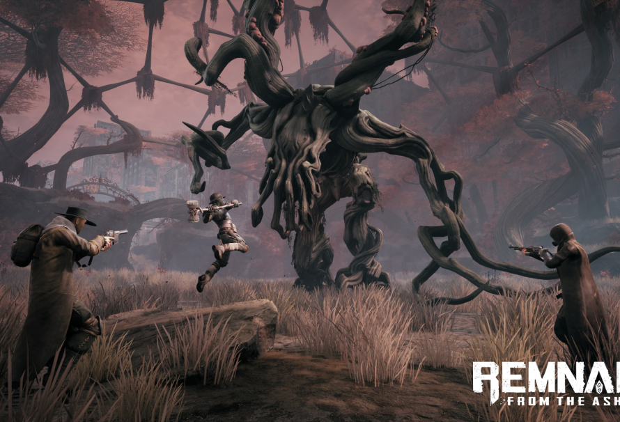 Remnant: From the Ashes release date announced; New trailer released