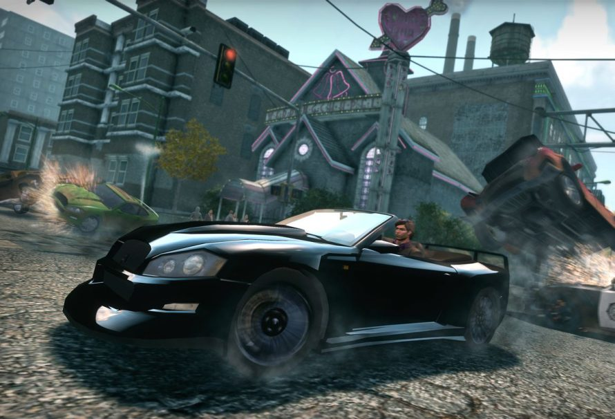 Saints Row: The Third – The Full Package 'Memorable Moments: When Good Heists Go Bad' trailer released