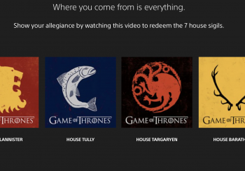 Get Ready for Game of Thrones with Free PlayStation Avatars and Theme