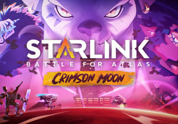 Crimson Moon content for Starlink: Battle for Atlas now live