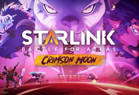 Crimson Moon content for Starlink: Battle for Atlas now live