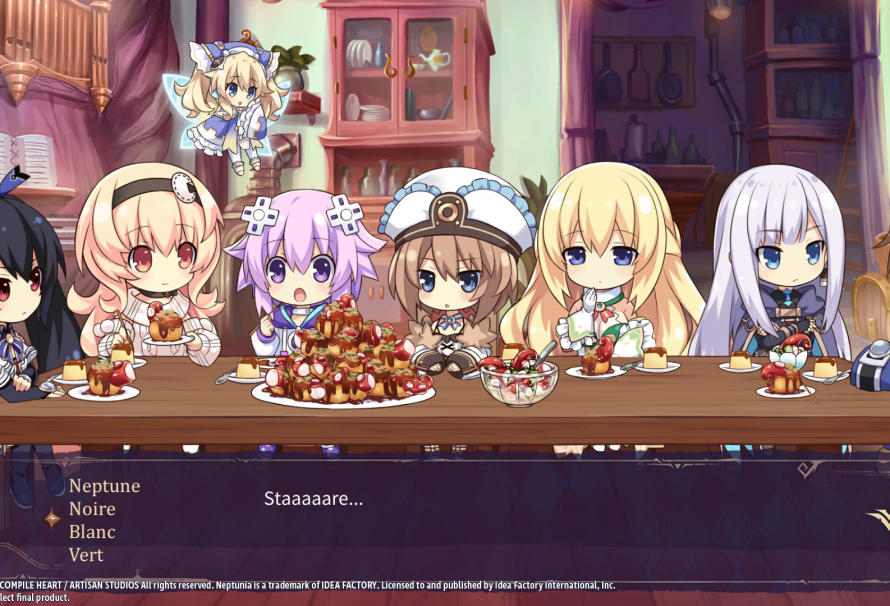 Super Neptunia RPG launches this Summer for PC