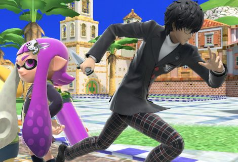 Super Smash Bros. Ultimate version 3.0.0 update and Joker DLC now live