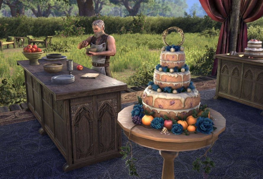 The Elder Scrolls Online celebrates 5th Year Anniversary with Double XP Event and More