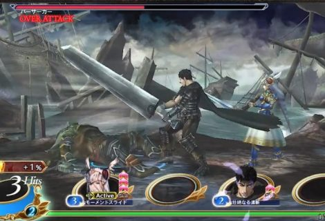 Valkyrie Anatomia -The Origin- now available globally on mobile devices