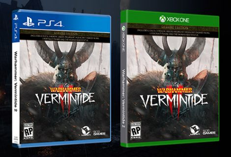 Warhammer: Vermintide II physical edition launches June 11 for Xbox One and PS4