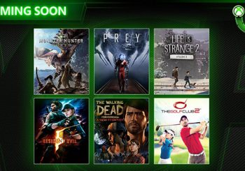 Monster Hunter World, Prey, Resident Evil 5 and more are free via Xbox Game Pass this April