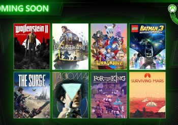 Xbox Game Pass for May 2019: Wolfenstein II: the New Colossus, The Surge, and more