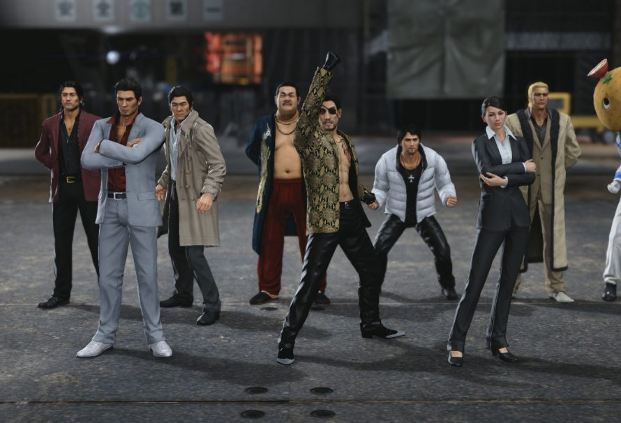 Yakuza: Kiwami 2 launches May 9 on PC via Steam