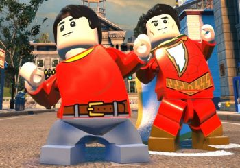 LEGO DC Super-Villains Adds Shazam Movie DLC