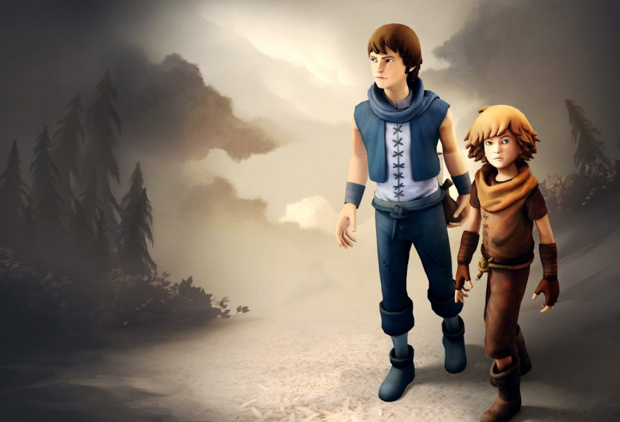 Brothers: A Tale of Two Sons coming to Switch near the end of May