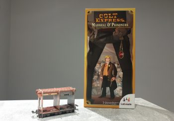 Colt Express Marshal & Prisoners Review - Bandits Beware