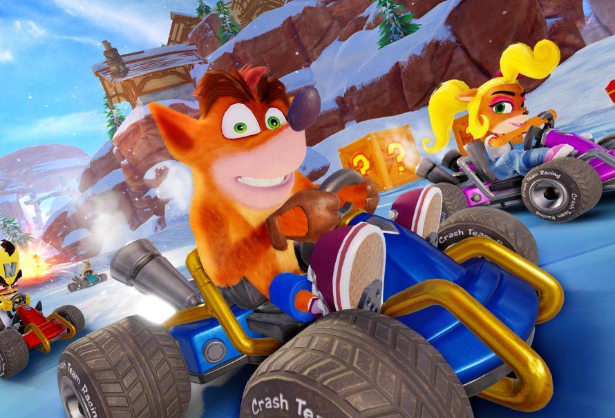 Crash Team Racing Nitro-Fueled 'Adventure Mode' detailed