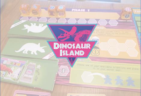Dinosaur Island Review - An Epic Jurassic Park