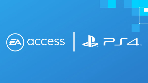 EA Access finally coming to PS4 in July