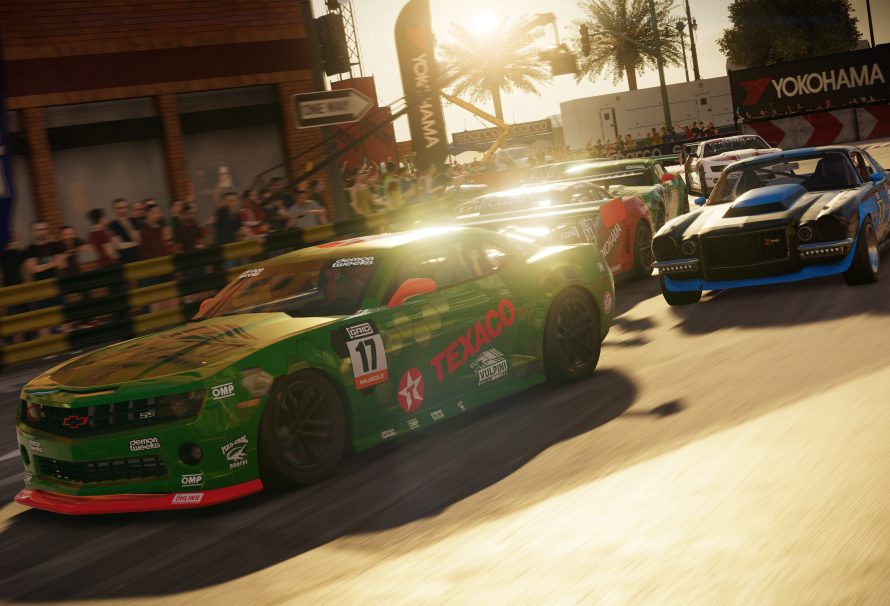 GRID announced for PS4, PC, and Xbox One
