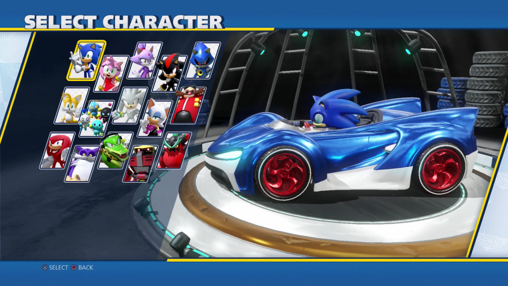 Team Sonic Racing Review - Just Push Start