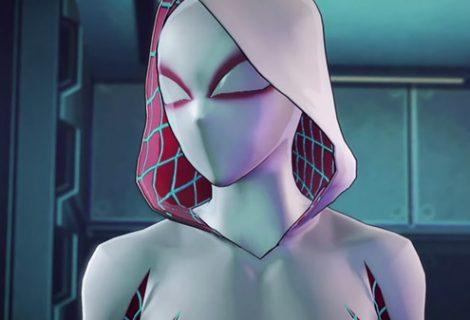 Marvel Ultimate Alliance 3: The Black Order Spider-Gwen Gameplay released