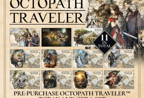 Octopath Traveler for PC now available for pre-purchase via Steam