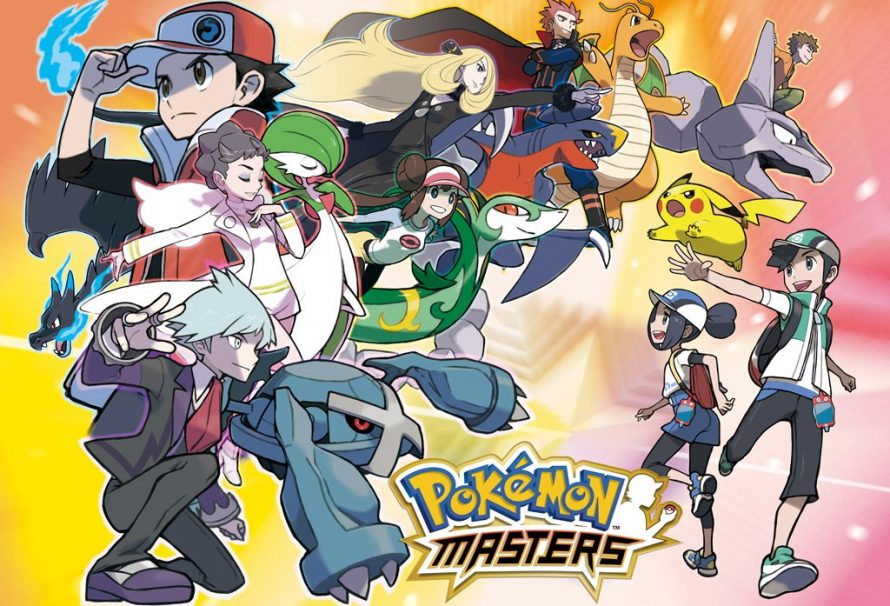 Pokemon Masters by DeNA announced for iOS and Android devices