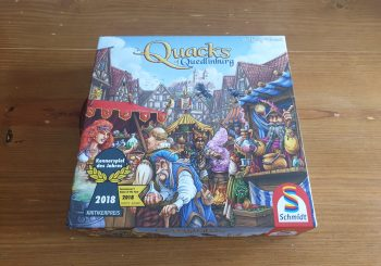 The Quacks of Quedlinburg Review - Explosive Fun With Potions