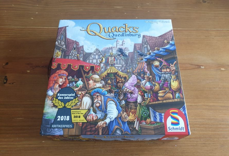 The Quacks of Quedlinburg Review – Explosive Fun With Potions