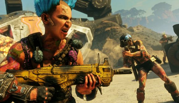 Rage 2 launch trailer released