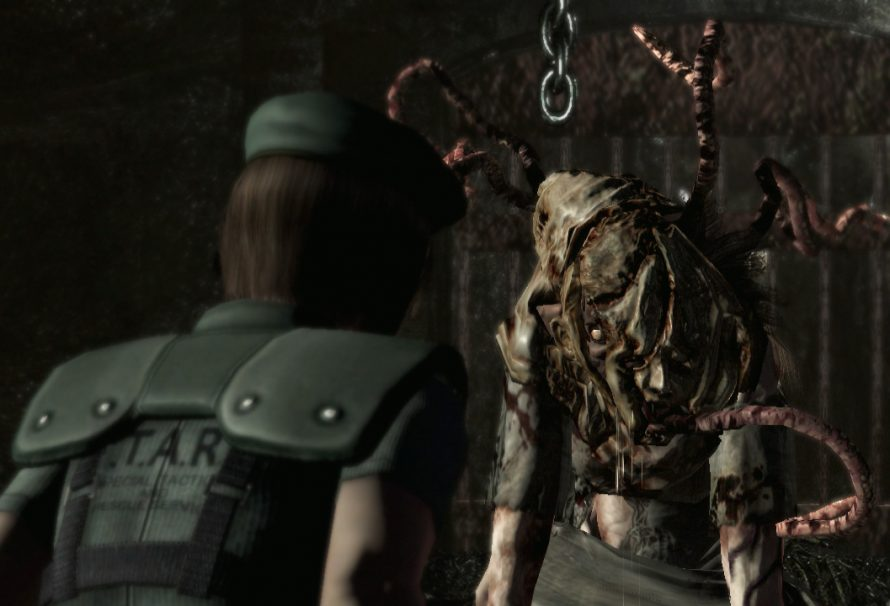 Resident Evil games on Switch features In-Game Achievements