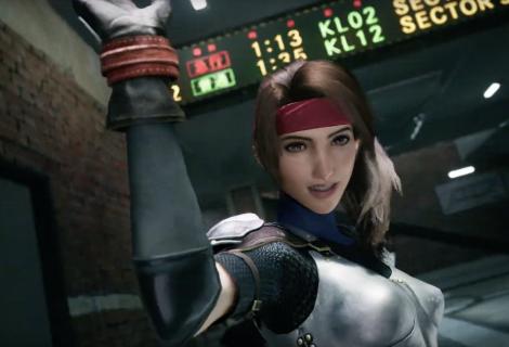 Final Fantasy VII Remake Gets a New Trailer
