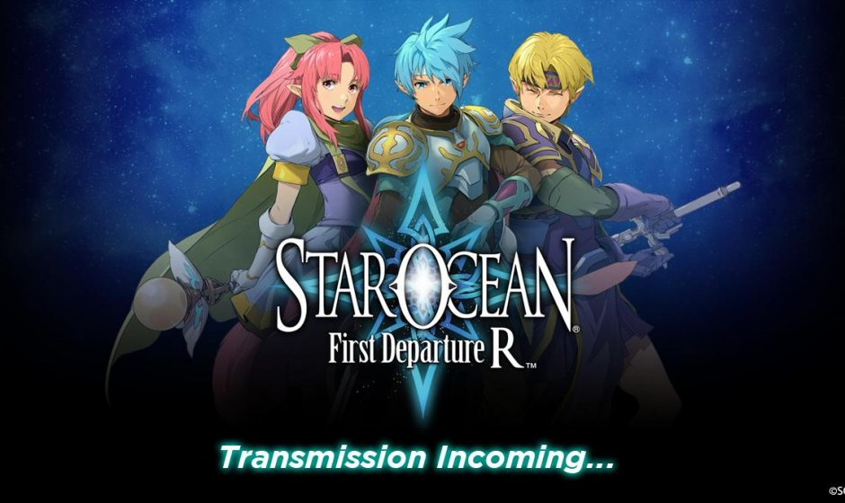 Star Ocean: First Departure R announced for Switch and PS4
