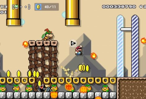Super Mario Maker 2 detailed; Story mode, new course parts and more