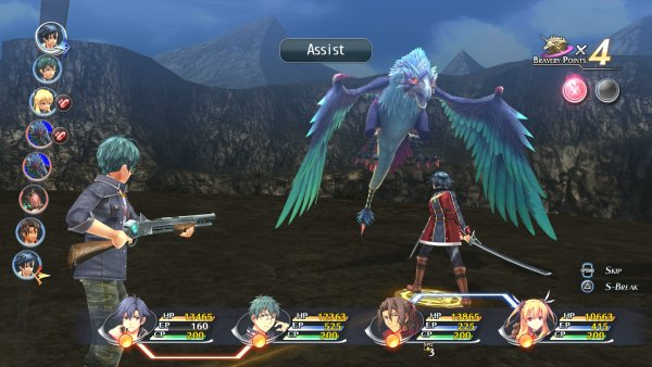 The Legend of Heroes: Trails of Cold Steel II for PS4 launches June 4 in North America