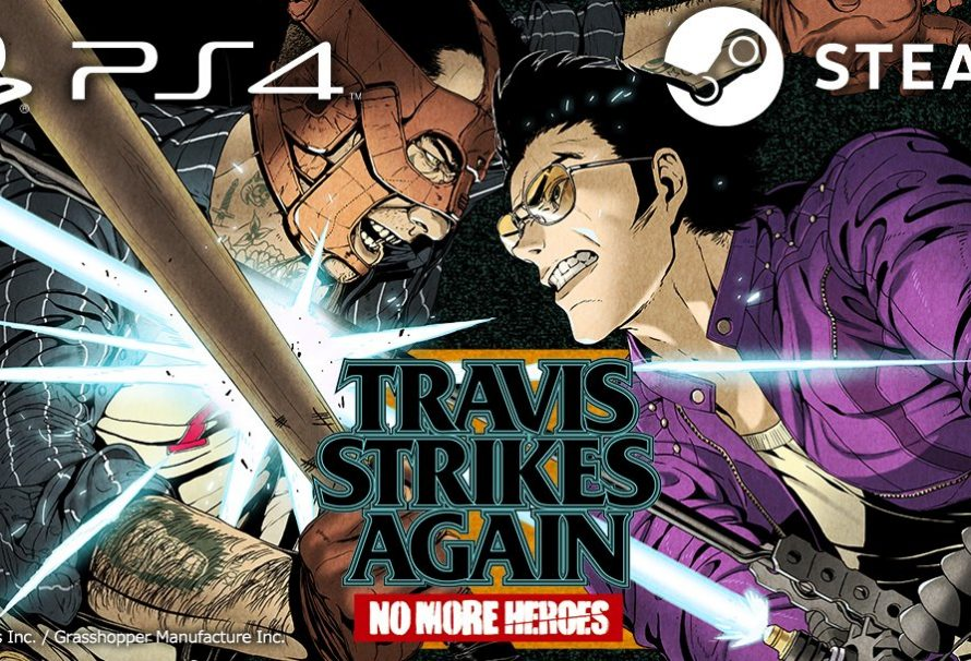 Travis Strikes Again: No More Heroes coming to PS4 and PC