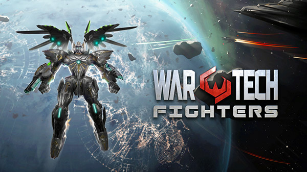 War Tech Fighters launches June 27 for PS4, Xbox One, and Switch