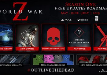 World War Z Season One DLC Roadmap revealed