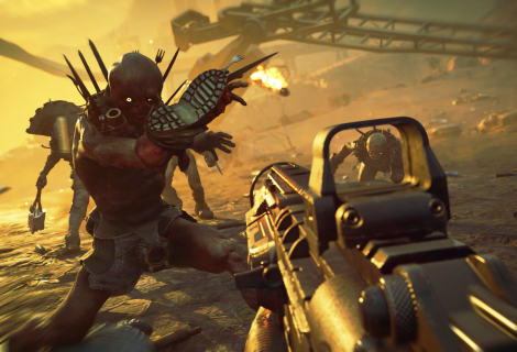Rage 2 Gets On Top Of The UK Games Chart